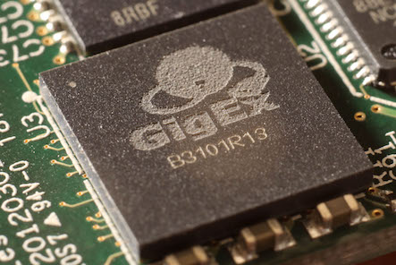 GigEx chip image
